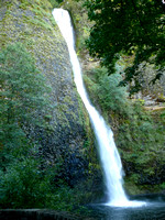 A Small fall along the Columbia Gorge