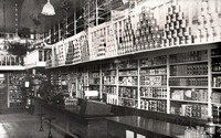 Interior of Friedenbach Bros Mercantile