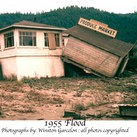 1955-56 Flood at Humboldt County