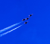 F-16 in Formation