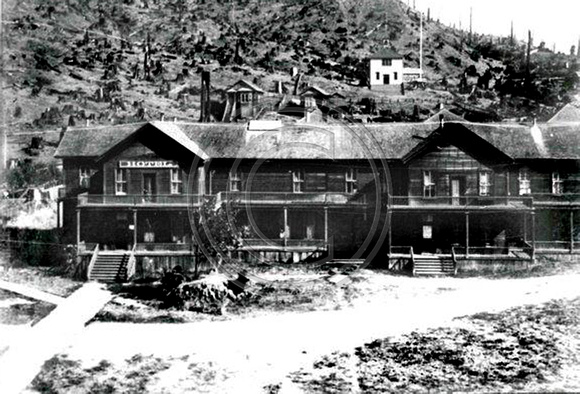1st Scotia Inn circa 1910