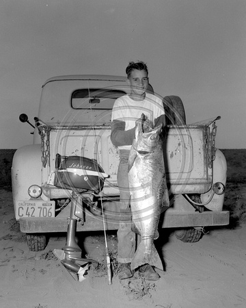Loleta Fishing Derby October 11, 1956 Loleta, California