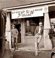Oregon Bar in the 1930s