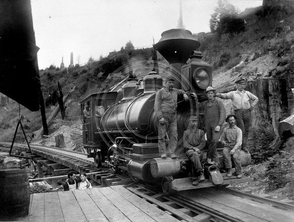 Newburg Locomotive