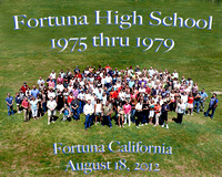 Fortuna High School Class Reunion